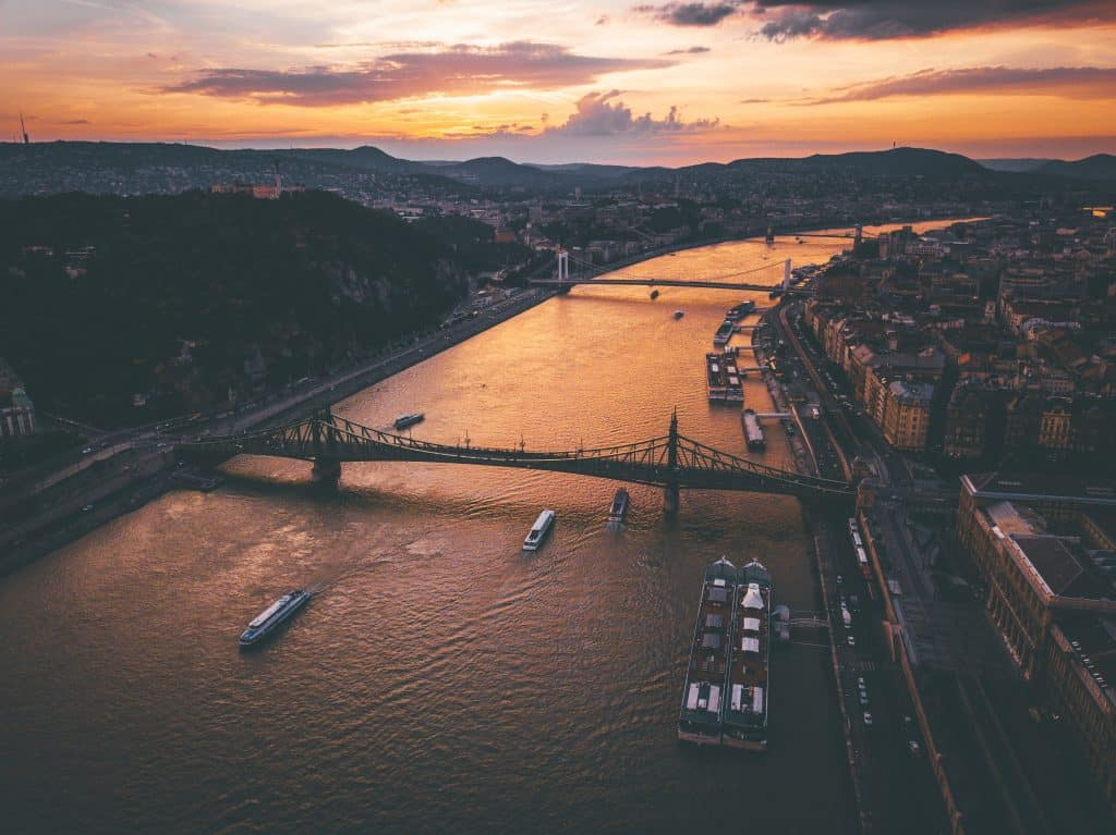 Summer favourites in Budapest